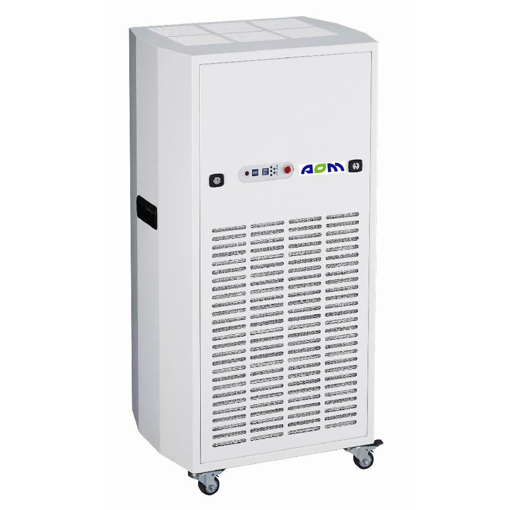 Aom Industrial Air Cleaner Ac P509r Air Amp Odor