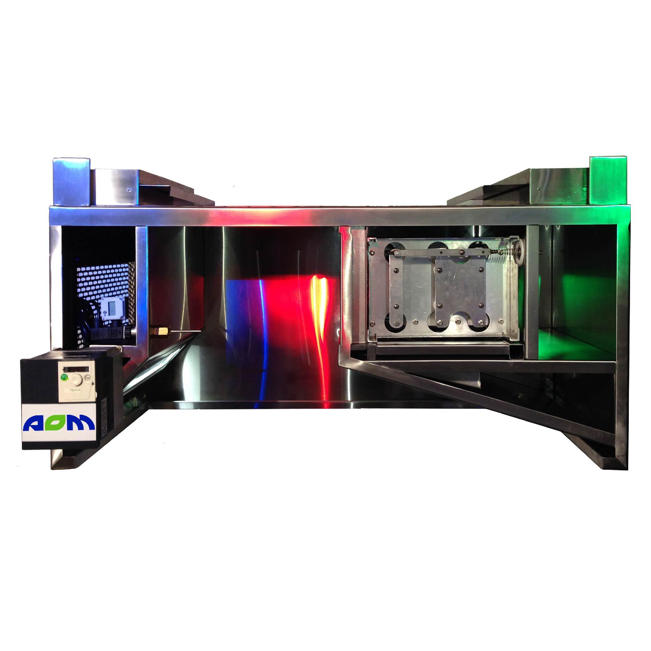 Integrated Kitchen Exhaust Hood